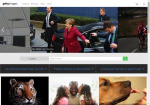Getty bietet Bilder für exklusive Zwecke - und teilweise exklusive Geldbeutel.